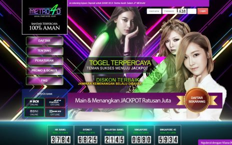 Know About Situs Togel Online