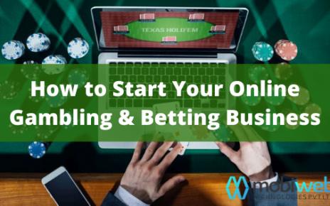 start online gambling