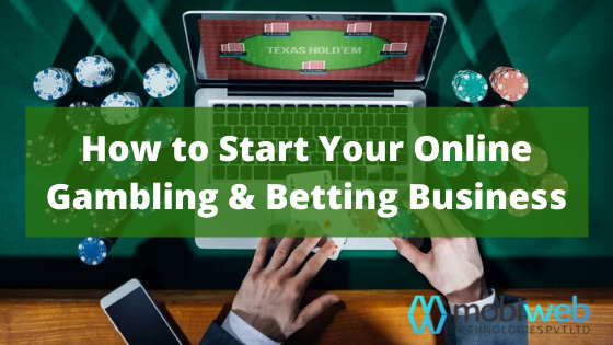 start online gambling